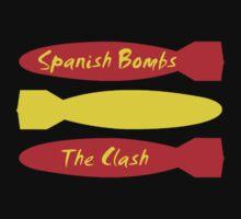 Spanish Bombs The Clash (alternate) by Ch1ckenMan