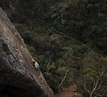 Morialta this evening by John Shortt-Smith