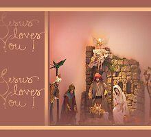 Jesus Loves You by EnchantedDreams