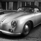 Porsche 356 Speedster by Mark Dickson