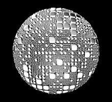Sphere pulled square lumps by digitalillusion