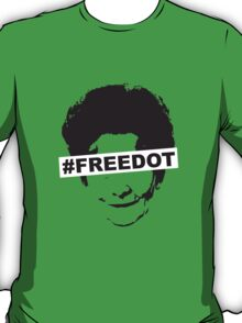 #FreeDot- Free Dot - Eastenders - Dot Cotton T-Shirt