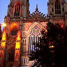 York Minster #6 by Trevor Kersley