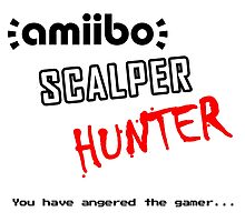 Amiibo Scalper Hunter OFFICIAL by Trot4theWin