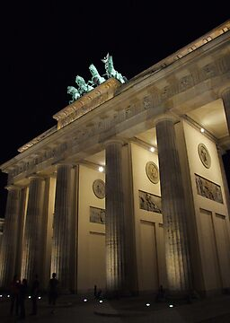 Brandenburg Gate by Jem Wright