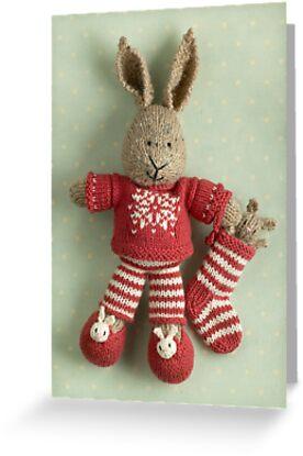 merry christmas Lars by bunnyknitter
