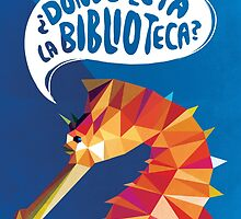 Donde Esta La Biblioteca by ivypea