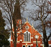 Bathurst Uniting Church by Evita