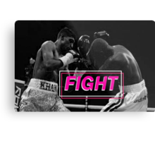 Boxing - Fight Metal Print