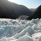 Franz Josef Glacier by Cheryl Parkes