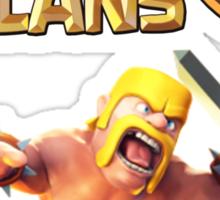 Clash of Clans Sticker