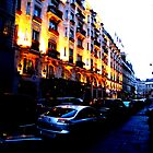 Hotel In Paris by Jeanluc