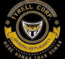 Tyrell Corporation Crest by kayve