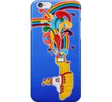 beatles: yellow submarine iPhone Case/Skin