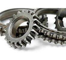 gears 10 Photographic Print