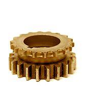 gears 6 Photographic Print