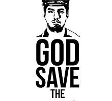 Luis Suarez - God Save The King by JuzaShannonNew