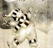 Yesterday's Snowman by Karri Klawiter