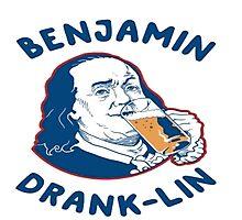 Benjamin Drank-Lin Photographic Print