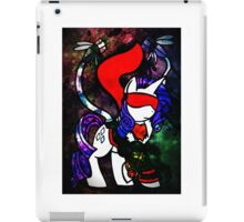 A Pony With A Little Flare iPad Case/Skin