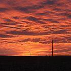 empty land full sky by MatrixMan