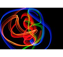 abstract light 2 Photographic Print