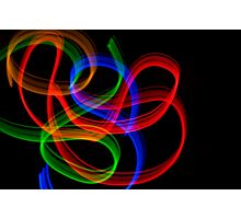 abstract light 3 Photographic Print