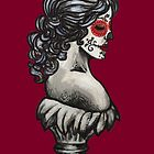 Sugar Skull Sweetheart by Elizabeth Aubuchon