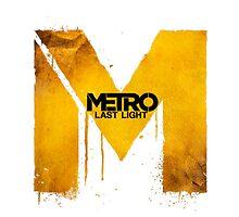 Metro Last Light by xglowbit