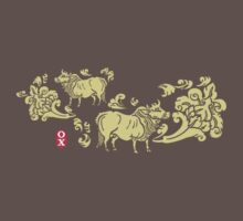 Chinese Zodiac - 2009: Year of the OX 2 by Tibetansky