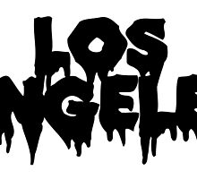 Los Angeles (Black) by LouisCera