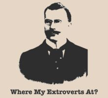 Where My Extroverts At? Carl Jung by Quinntessential