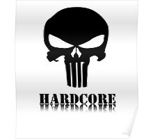 Hardcore Music Poster