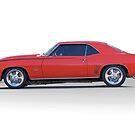 1969 Chevrolet Camaro SS396 by DaveKoontz