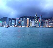 HONG KONG by Eamon Fitzpatrick