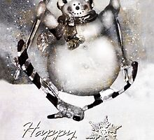 Happy Holidays by Karri Klawiter