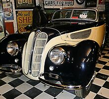 BMW 327 1938 by Woodie