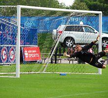 Pro Goalie Practice  by Carole Brunet