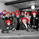 Red Hat Ladies by jewelskings