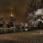 Frozen city by Dafs