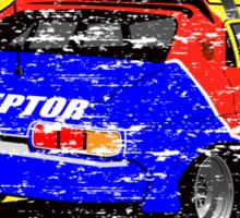 Mad Max's Speed shop Sticker