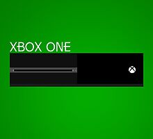 Simple Xbox One Design by Callum L