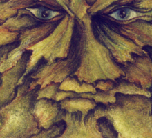 Greenman Sticker