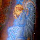 Blue Angel Adoring by HELUA