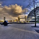 South Bank by AntonyB