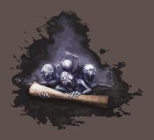 Bloodborne Messenger by z3r0-gr4vity