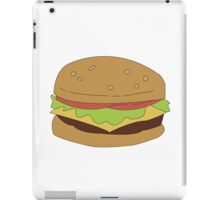 The Burger iPad Case/Skin