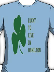 Lucky Hamilton T-Shirt