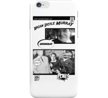 Griswold! Comic Book cover BDM as Jack Ruby iPhone Case/Skin