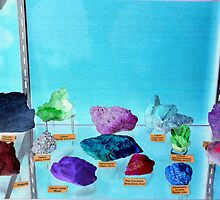 Radioactive Mineral Collection by Fantastiks